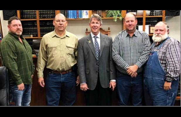 New Constable in Eastland County