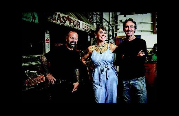 The American Pickers' Crew