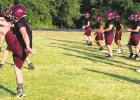 Ranger Football Two-A-Days