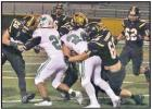 Callahan Rushes for 248 Yards; Lifts Cisco to 38-20 Win