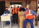 Community Food Bank Serves Over 325