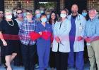 Grand Opening, Ribbon Cutting Ceremony at new Rising Star Pharmacy and Clinic