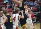 Cisco and Eastland Tangle in District Hoops