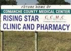 CCMC TO OPEN RISING STAR MEDICAL CLINIC, PHARMACY