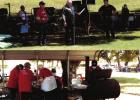 Ranger Veterans Support Group Hosted A July 4th Celebration at Veterans Park in Ranger