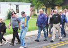 Residents remember first responders with 911 Freedom Walk