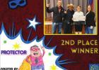 "2021 CAC ""Create a Superhero"" Contest Winner Chosen"