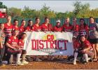 Lady Mavs place 9 on all-district softball roster