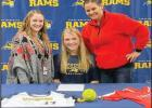 Softball Standout Foster Signs with TWU